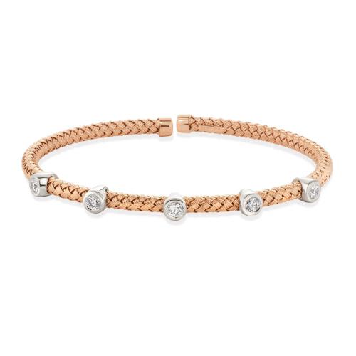 Diamond Bangle and Cuff Bracelets Shopping Cart